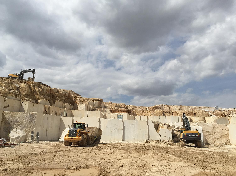 Estrazione Moka Gold da Cava