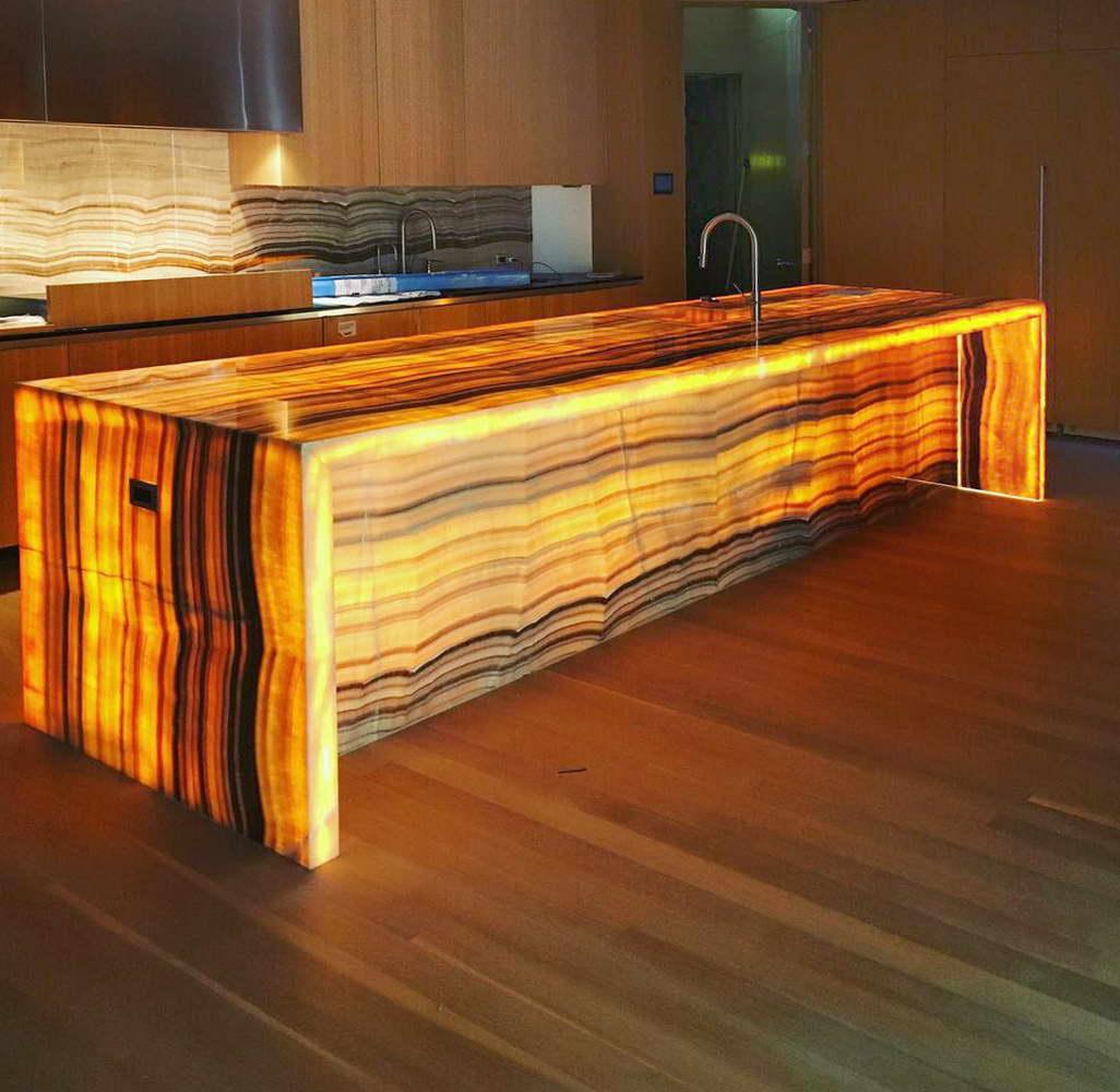 Cerca cucina top arredo cucina moderna su misura velvet - Porta pranzo tiger ...