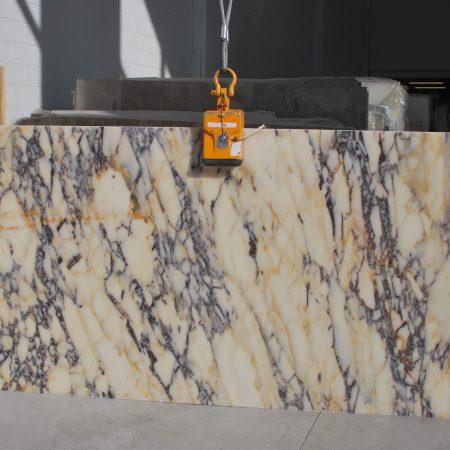 Marmo Arabescato - Blocco AG 652 - Lastre